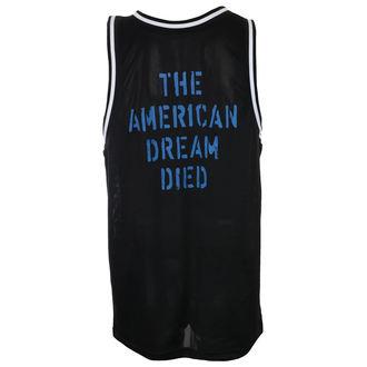 AGNOSTIC FRONT férfi felső - THE AMERICAN DREAM DIED - Fekete - RAGEWEAR, RAGEWEAR, Agnostic Front