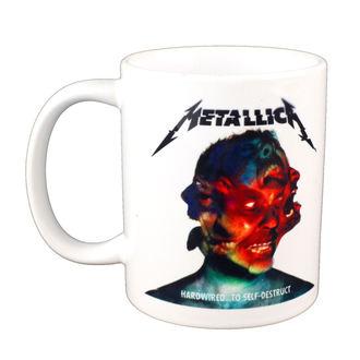 METALLICA bögre - PYRAMID POSTERS, PYRAMID POSTERS, Metallica