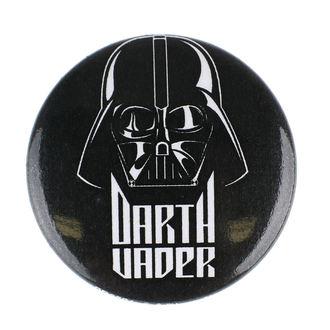 Star Wars kitűző - Darth Vader - PYRAMID POSTERS, PYRAMID POSTERS