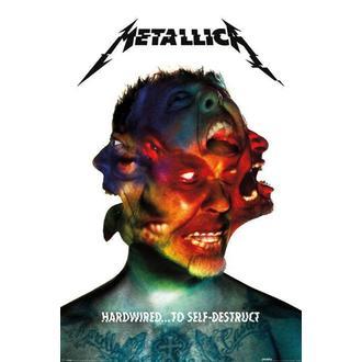 METALLICA poszter - PYRAMID POSTERS, PYRAMID POSTERS, Metallica