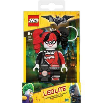Lego Batman kulcstartó - Harley Quinn
