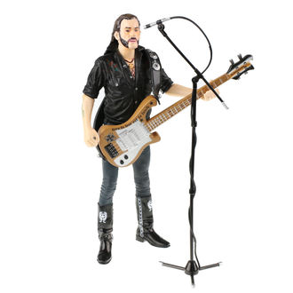 Motörhead akciófigura  - Lemmy Kilmister - Guitar Cross, Motörhead
