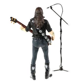 Motörhead akciófigura - Lemmy Kilmister - Guitar Dark Wood, Motörhead