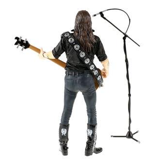 Motörhead akciófigura - Lemmy Kilmister - Black Pick Guard Guitar, Motörhead