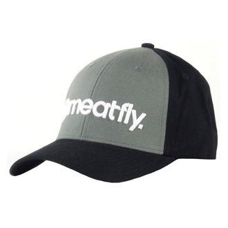 MEATFLY sapka- Trademark - B - Szürke, MEATFLY