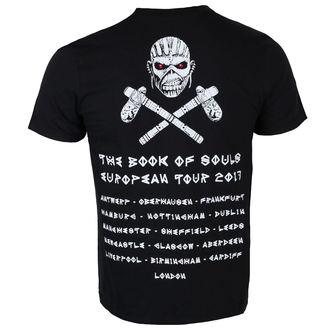 metál póló férfi Iron Maiden - Black - ROCK OFF, ROCK OFF, Iron Maiden