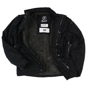 téli dzseki - Britannia - BRANDIT - 9390-black