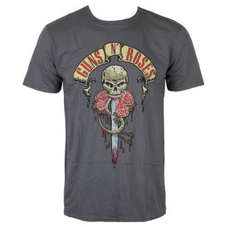 metál póló férfi Guns N' Roses - Dripping Dagger - ROCK OFF, ROCK OFF, Guns N' Roses