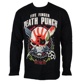 metál póló férfi Five Finger Death Punch - Black - ROCK OFF, ROCK OFF, Five Finger Death Punch