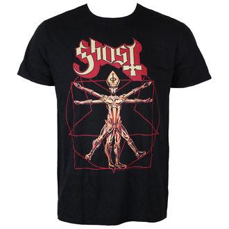 metál póló férfi Ghost - Popestar Tour 2017 - ROCK OFF, ROCK OFF, Ghost