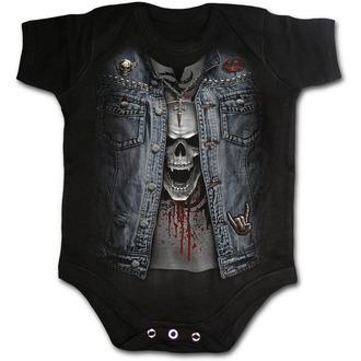 SPIRAL gyermekruha - THRASH METAL - Fekete, SPIRAL