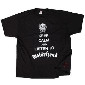 metál póló férfi Motörhead - Keep Calm - ROCK OFF, ROCK OFF, Motörhead
