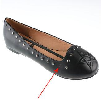 balerina cipők női - POŠKOZENÉ - BANNED, BANNED