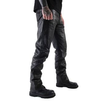 Motoros férfi bőrnadrág, MOTOR