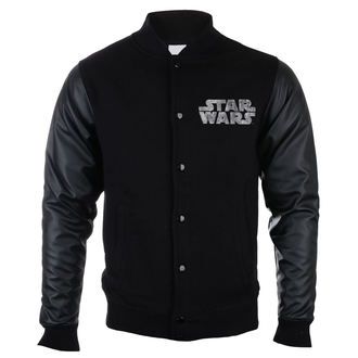pulóver (kapucni nélkül) férfi Star Wars - LOGO METALIC - LEGEND, LEGEND