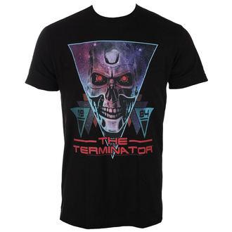 Terminator férfi póló - SPACE FACE, AMERICAN CLASSICS