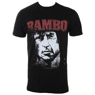 RAMBO férfi póló - Red&White, AMERICAN CLASSICS