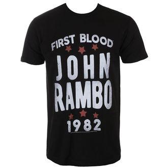 RAMBO férfi póló - STARS, AMERICAN CLASSICS