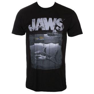 JAWS férfi póló - Shark Boat, AMERICAN CLASSICS