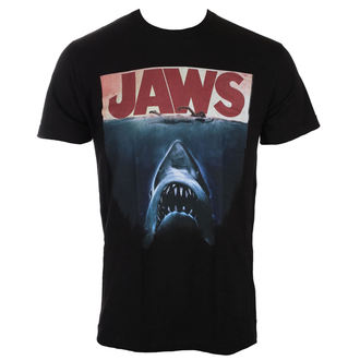 JAWS férfi póló - POSTER AGAIN, AMERICAN CLASSICS