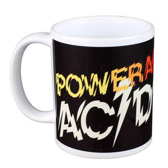 AC/DC bögre - ROCK OFF, ROCK OFF, AC-DC