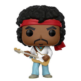 Jimi Hendrix szobrocska, Jimi Hendrix