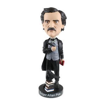 Edgar Allan Poe szobrocska  - Bobble-Head