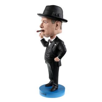 Winston Churchill szobrocska  - Bobble-Head