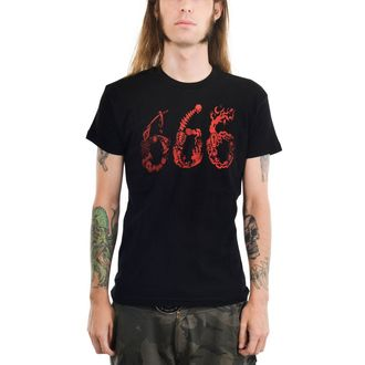 gót és punk póló férfi - 666 - TOO FAST, TOO FAST