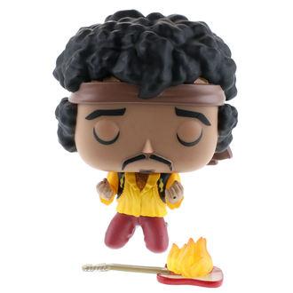 Jimi Hendrix szobrocska - POP! Rocks Vinyl Ábra Jimi (Monterey), Jimi Hendrix