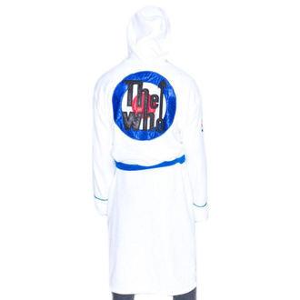 The Who fürdőköpeny - Logo - fehér / Kék, NNM, Who