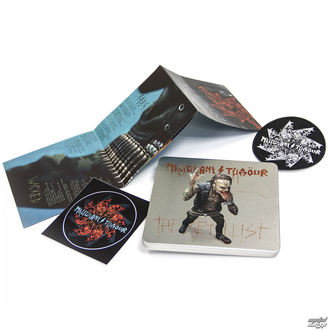 METALBOX CD Malignant Tumour - The Metallist - SÉRÜLT, Malignant Tumour