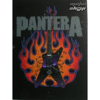 zászló Pantera HFL 0943, HEART ROCK, Pantera