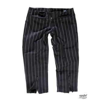 nadrág női 3/4 Mode Wichtig - Zip Slacks Pin Stripe, MODE WICHTIG