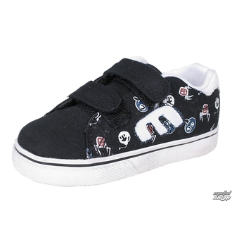 rövidszárú cipő gyermek - Toddler Calli-Vulc Strap - ETNIES, ETNIES