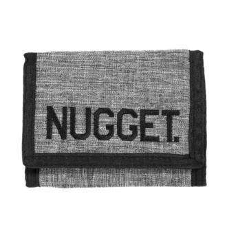 NUGGET Pénztárca - BREAKOUT - A - 1/26/38 - Hanga szürke Fekete, NUGGET