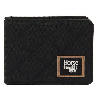 HORSEFEATHERS pénztárca - DEACON - FEKETE, HORSEFEATHERS