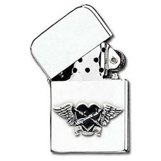 öngyújtó Black Hearth Petrol Lighter AAZ45, ALCHEMY GOTHIC