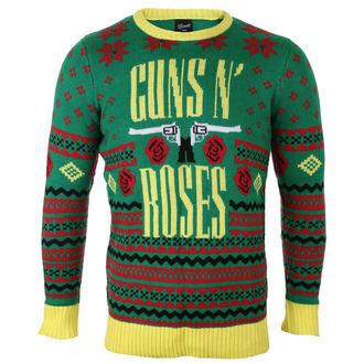 férfi pulóver Guns N' Roses - BIG GUNS UGLY - BRAVADO