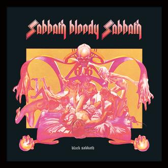 Black Sabbath Keretezett poszter - (&&string0&&) - PYRAMID POSTERS, PYRAMID POSTERS, Black Sabbath