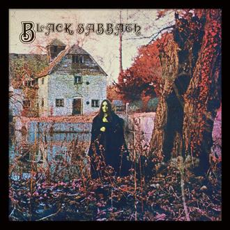 Black Sabbath Keretezett poszter - (&&string1&&) - PYRAMID POSTERS, PYRAMID POSTERS, Black Sabbath