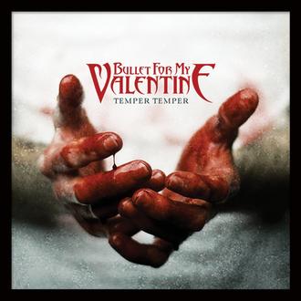 Bullet For My Valentine Keretezett poszter - (&&string0&&) - PYRAMID POSTERS, PYRAMID POSTERS, Bullet For my Valentine
