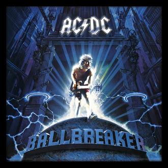 AC  /  DC  (Ballbreaker) Keretezett poszter  - PYRAMID POSTERS, PYRAMID POSTERS, AC-DC