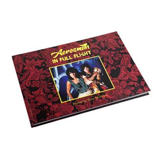 AEROSMITH Gyűjtői könyv (készlet)- IN FULL FLIGHT, NNM, Aerosmith