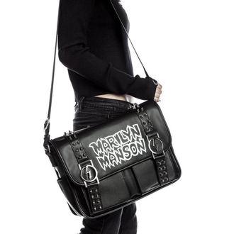 KILLSTAR táska - MARILYN MANSON - Anthem - Fekete