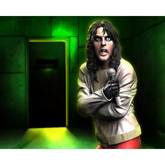 Alice Cooper Szobrocska/ Szobor (Dekoráció) - KNUCKLEBONZ, KNUCKLEBONZ, Alice Cooper