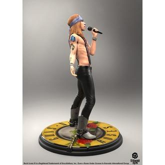 Guns N' Roses - Axl Rose Figura - Szikla Iconz - KNUCKLEBONZ, KNUCKLEBONZ, Guns N' Roses