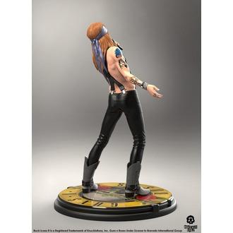 Guns N' Roses - Axl Rose Figura - Szikla Iconz - KNUCKLEBONZ
