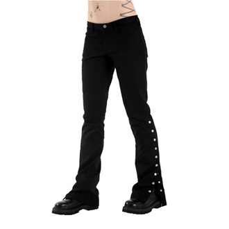 nadrág női Black Pistol - Button Hipster Denim (Black), BLACK PISTOL