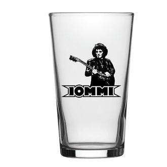 Black Sabbath Üvegpohár - Tony lommi - logo Sziluett - RAZAMATAZ, RAZAMATAZ, Black Sabbath